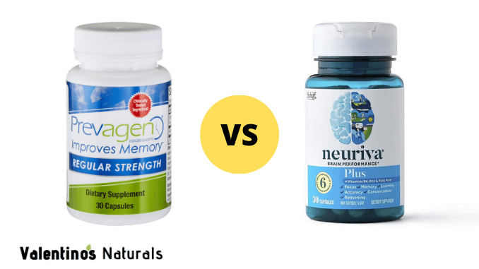 prevagen vs neuriva plus review