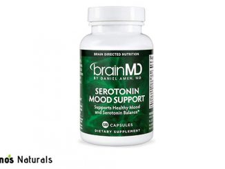 brainmd serotonin mood support review - ingredients, benefits, and side effects